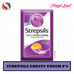 Strepsils Chesty Cough 8's