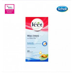 Veet Wax Strip Dry Sensitive 20'S