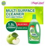 Dettol Multi Action Green Apple 1.5L Free 33%