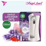 Air Wick Life Scent Freshmatic Sweet Lavender Automatic Spray Starter Kit 1pc