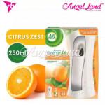 Air Wick Freshmatic Citrus Automatic Spray Starter Kit 1pc