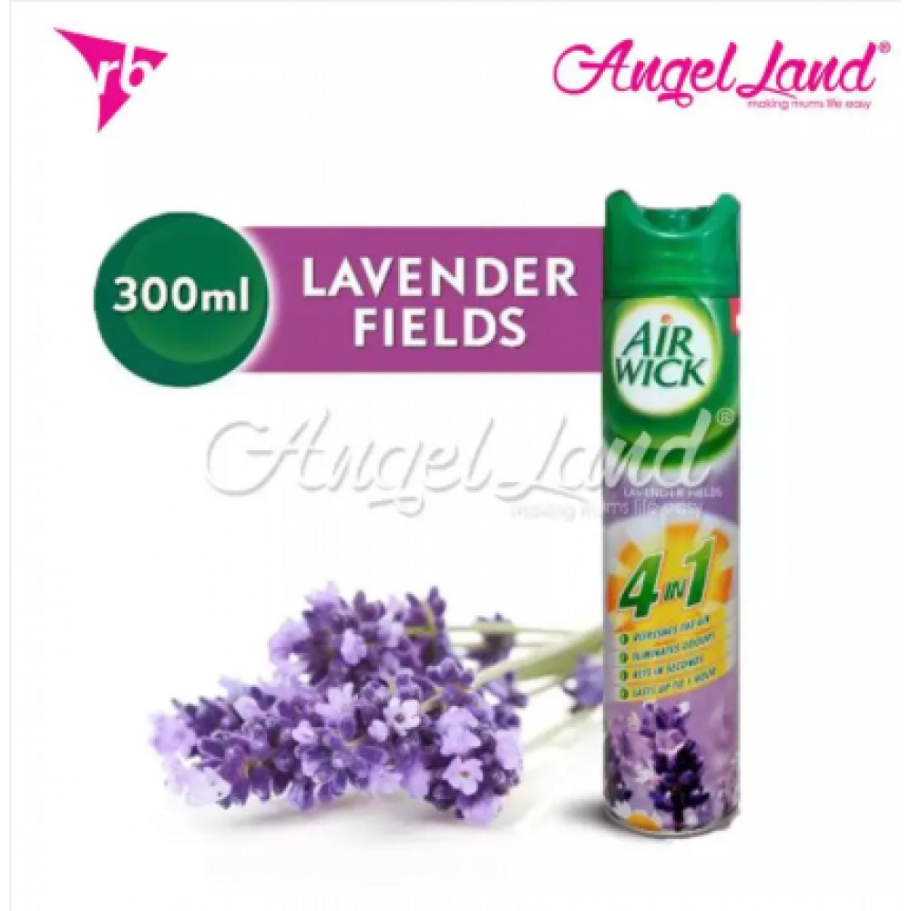 Air Wick Lavender 4-in-1 Aerosol 300ml