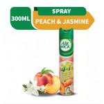 Air Wick Peach Jasmine 4-in-1 Aerosol 300ml