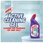 Harpic Lavender Active Cleaning Gel 500ml