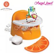 image of Prince Lion Heart Bebepod Seat - Orange