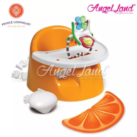image of Prince Lion Heart Bebepod Seat - Orange