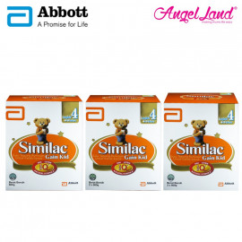 image of Abbott Similac Gain Kid NVE Step 4 (4-9 Yrs) BIB (1.2kg)