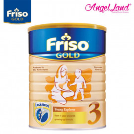 image of Friso Gold Young Explorer Milk Powder Step 3 (1+ years) 900g 2 tins