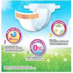 PETPET Tape Diaper Jumbo Packs L40 (4 Pack) + Free Fitti Gold Sample Diaper 4pcs