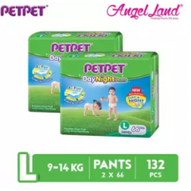 image of PETPET DayNight Pants Mega Packs L66 (2Packs)