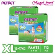 image of PETPET DayNight Pants Mega Packs XL56 (2Packs)