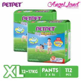 image of PETPET DayNight Pants Mega Packs XL56 (2Packs)