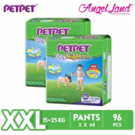 image of PETPET DayNight Pants Mega Packs XXL48 (2Packs)