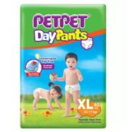 image of PETPET DayPants Diaper Jumbo Packs XL40