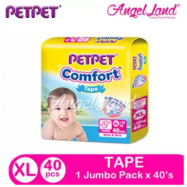 image of PETPET Comfort Tape Mega Pack XL40 (1 Pack)