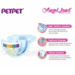 PETPET Comfort Tape Mega Pack XL40 (1 Pack)