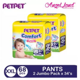 image of PETPET Comfort Pants Jumbo Pack XXL34 (2Packs)