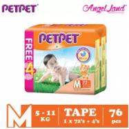 image of PETPET Tape Mega Pack M72+4 (1pack)