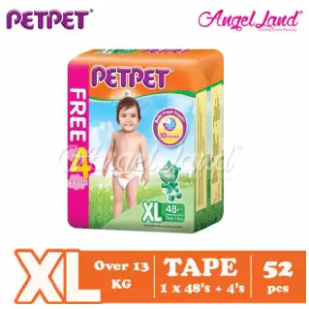PETPET Tape Mega Pack XL48+4 (1pack)