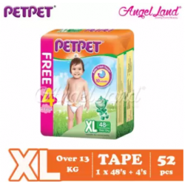 image of PETPET Tape Mega Pack XL48+4 (1pack)