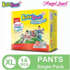 image of BabyLove PlayPants Regular XL14 (1 Pack) (Exp Date : 11/2019)