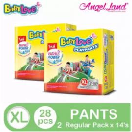 image of BabyLove PlayPants Regular XL14 (2 packs) (Exp Date : 11/2019)