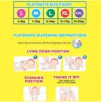 BabyLove PlayPants Regular XXL12 (2 packs) (Exp Date : 11/2019)
