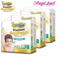 image of BabyLove Premium GoldPants Jumbo Pack L52 (3Packs)