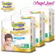 image of BabyLove Premium GoldPants Jumbo Pack L52 (3Packs)