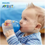 Philips Avent Premium Spout Cup 9oz -Mix Color SCF753/02 Pink Fisher