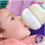 [Best Price For 2x] Philips Avent Natural Teat 2.0 (Extra Soft) 4pcs/2pack - SCF656/23 - 6m+ Yh