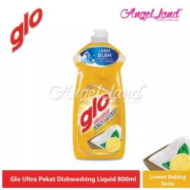 image of Glo Ultra Pekat Lemon Baking Soda Dishwashing Liquid 800ml