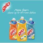 Glo Ultra Pekat Lemon & Ginger Dishwashing Liquid 800ml