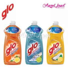 image of Glo Ultra Pekat Dishwashing Liquid 800ml ( Lemon & Ginger /Lime Salt /Lemon Baking Soda)