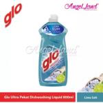 Glo Ultra Pekat Lime Salt Dishwashing Liquid 800ml