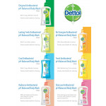Dettol Shower Gel Original Refill Pouch 450ml