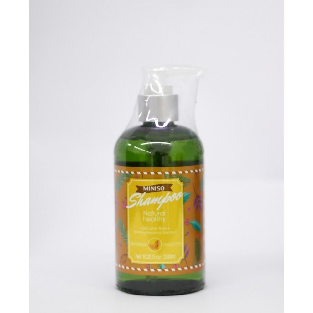Silicone-Free Ginseng Repairing Shampoo