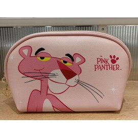image of Pink Panter Cosmetic Shell Bag