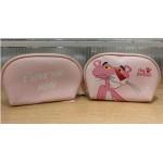 Pink Panter Cosmetic Shell Bag