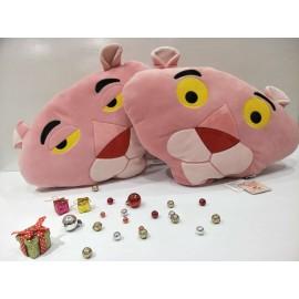 image of Pink Panther - Classic throw pillow
