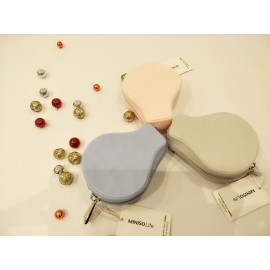 image of Bulb silicon coin purse