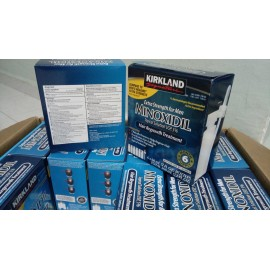 image of Minoxidil kirkland 6 month Supply (6 bottles)