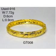 image of Pre-owned bracelet 916 gold