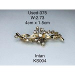 Pre-owned hair accessories 375 gold
