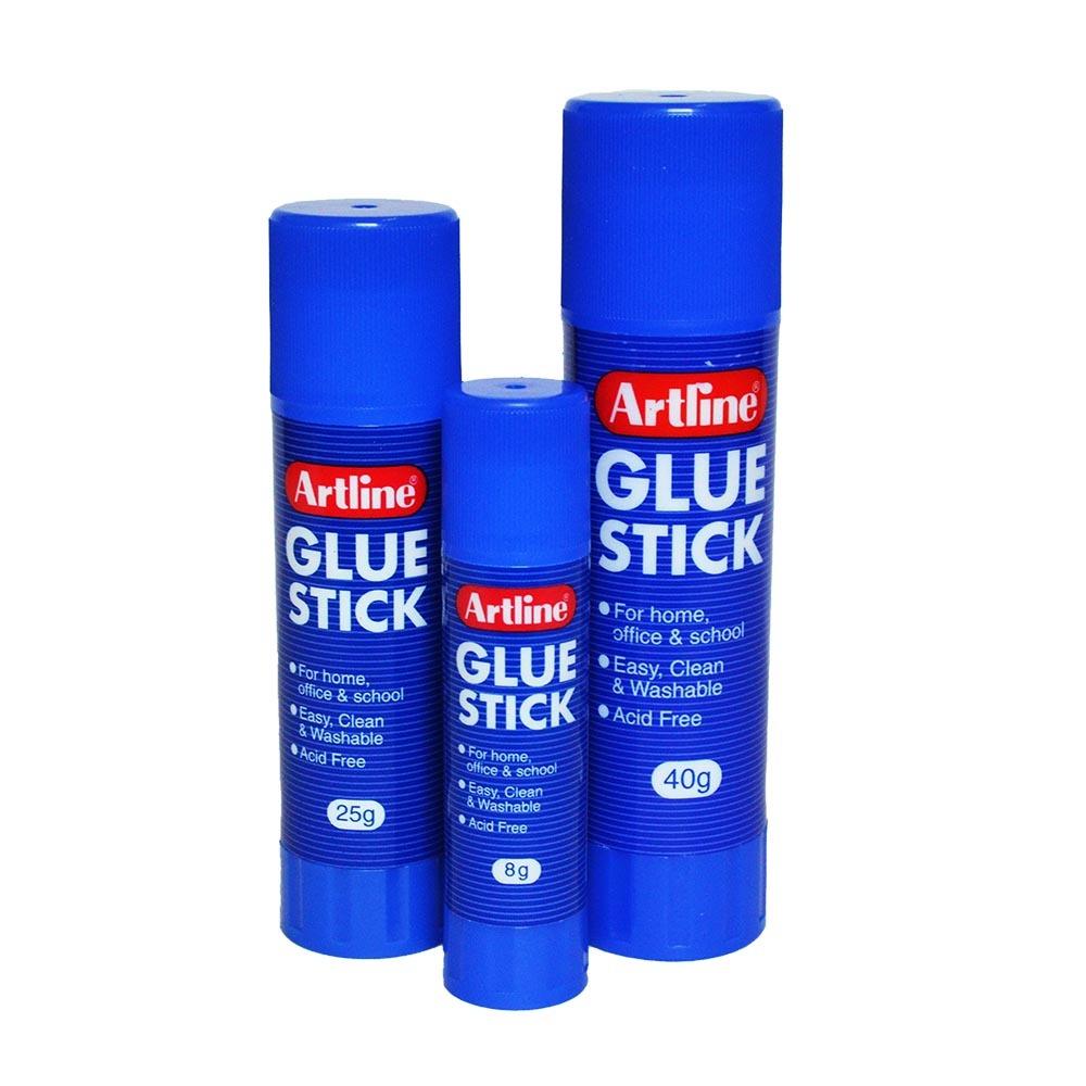 ARTLINE GLUE STICK 40G (2 FOR)