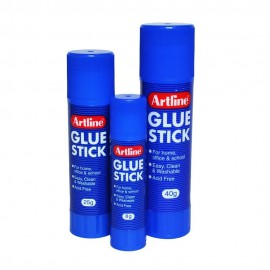 image of ARTLINE GLUE STICK 40G (2 FOR)