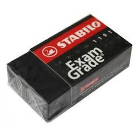 image of STABILO EXAM GRADE ERASER 1191 (4 FOR)