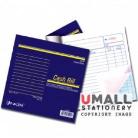 image of UNI CASH BILL NCR 3 PLY X 40'S (U-3776)