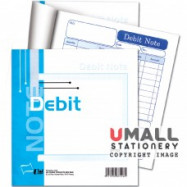 image of UNI DEBIT NOTE S-7753 (2 FOR)