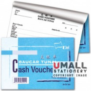 image of UNI CASH VOUCHER 100'S (S-CV101) 10 IN 1